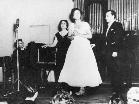 <p>Moscow premiere of the cycle in the Maly Hall of t…</p>